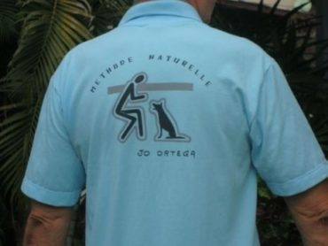 Polo t-shirt avec logo